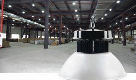 Industrie verlichting werkplaats productiehallen en magazijn