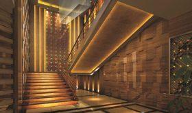 Verlichting voor hotel