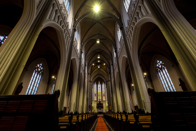 Verlichting kerk led toepassingen duurzaam ondernemen verlichting