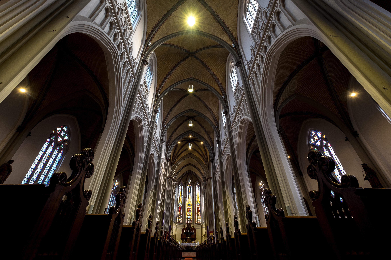 Sint Petruskerk Eindoven verlichting LED oplossing toepassing