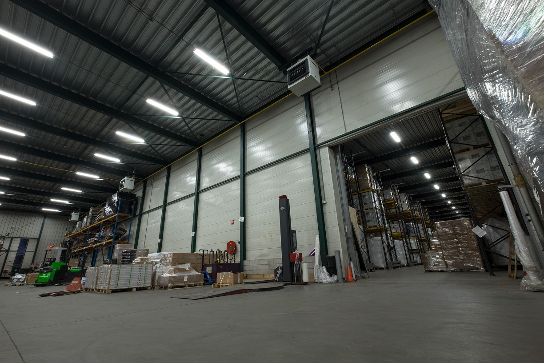 industrie magazijn werkplaatsverlichting